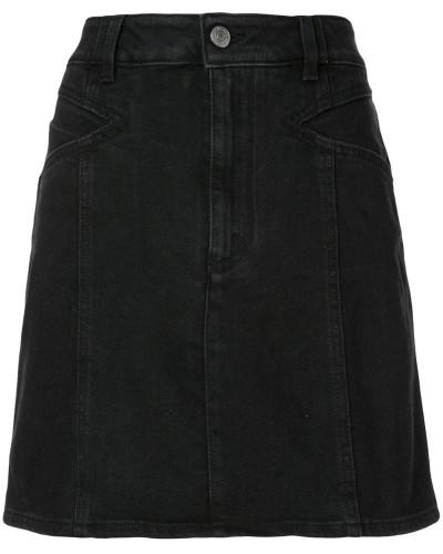 Klassischer Jeansrock