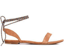 'Amii' Sandalen mit Knöchelriemen