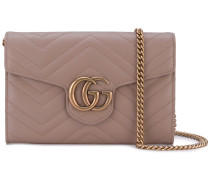 - 'GG Marmont' matelassé shoulder bag - women