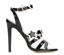 Sandalen mit Stern-Patches - women