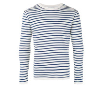 Gestreifter 'Passage' Pullover - men
