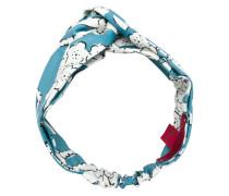 floral print hairband