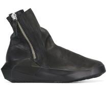 Stiefel mit Designsohle