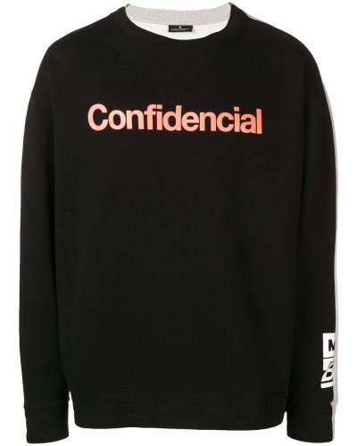'Confidential' Sweatshirt