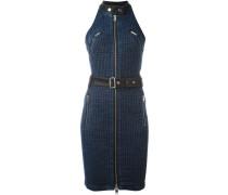 Jeanskleid mit Neckholderausschnitt