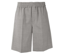 knee length Bermuda shorts - women - Schurwolle