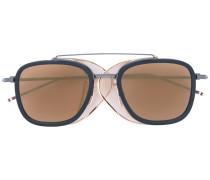 Sonnenbrille mit Seitenschutz