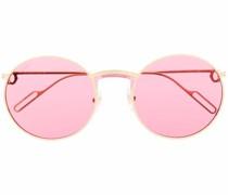 Runde C de Cartier Sonnenbrille