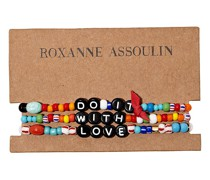 'Do It With Love' Armbänder