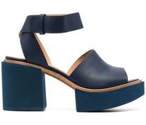 Sandalen mit Plateau 90mm