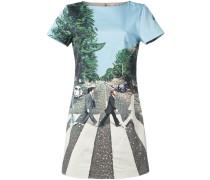 T-Shirtkleid mit Print