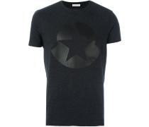 star logo print T-shirt