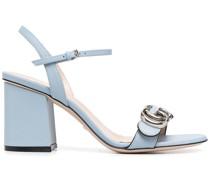Sandalen mit GG-Logo