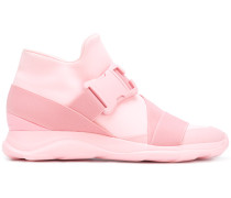 High-Top-Sneakers mit Clipverschluss