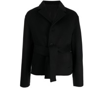 Klassische Jacke mit Knopfleiste