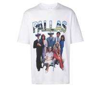 "T-Shirt mit ""Pallas""-Print"