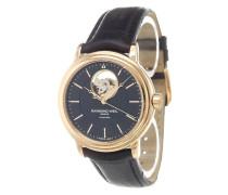 'Maestro Automatic Black Dial' analog watch
