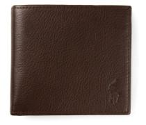 Portemonnaie aus Leder - men - Leder