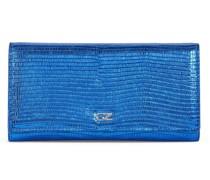 Portemonnaie mit Eidechsenleder-Optik