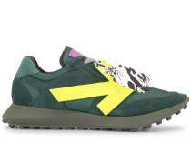'Arrows' Sneakers aus Wildleder