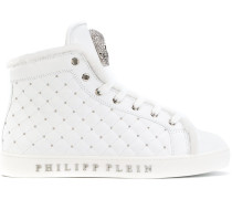 'Shep' High-Top-Sneakers