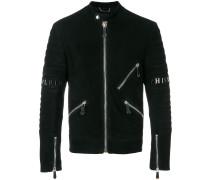 Xavier Leather Moto jacket