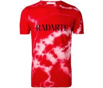 'Crystal' T-Shirt mit Batikmuster