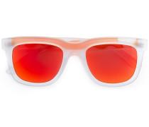 Sonnenbrille mit quadratischem Gestell - men