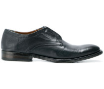 slip-on derby shoes