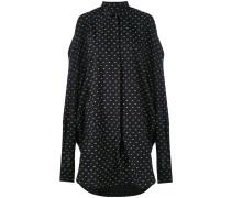 Weites Hemdkleid - women - Baumwolle - XS