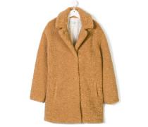 Teen single breasted coat