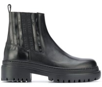 Chelsea-Boots mit breiter Sohle