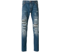 'Bear' Distressed-Jeans