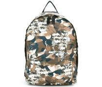- Rucksack mit Camouflage-Print - men