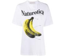 T-Shirt mit Bananen-Print