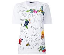 T-Shirt mit Print - women - Baumwolle - 46