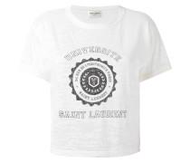 "T-Shirt mit "" Université""-Print"