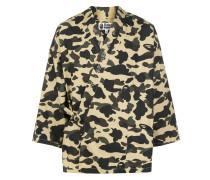 A BATHING APE® '1st Camo Kimono' Hemd