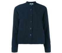 Hemd ohne Kragen - women - Baumwolle - 38