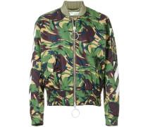 arrows bomber jacket