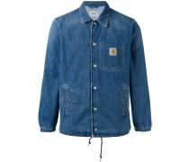 - Jeansjacke mit Kordelzug - men - Baumwolle - XL
