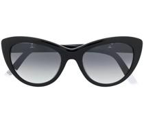 'District 2003' Cat-Eye-Sonnenbrille