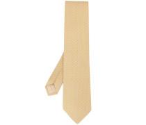 Krawatte mit Gancini-Print