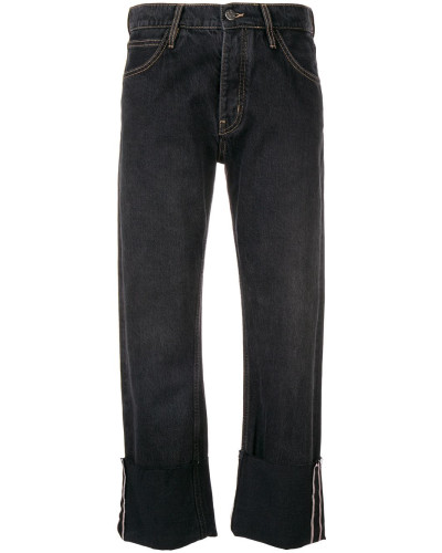 'Phoebe' Cropped-Jeans