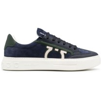 Gancini low-top sneakers