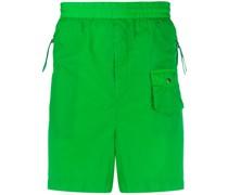 Shorts mit seitlichen Taschen