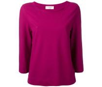 boat neck sweater - women - Baumwolle - 42