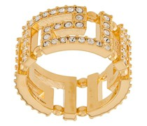 Verzierter Ring im Greca-Design