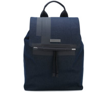 large rectangular backpack
