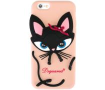 - iPhone 6-Hülle mit Katzen-Print - unisex